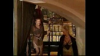 StepMom, StepDaughter and Grandmother in Lesbian Threesome