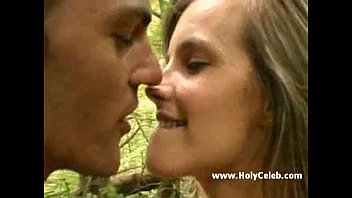 Perfect Sex After A Walk In The Forest. Romantic Couple BonnieAlex